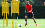 SOUTHAMPTON, ENGLAND - AUGUST 23: Sam McQueen during a Southampton FC training session at the Staplewood Campus on August 23, 2018 in Southampton, England. (Photo by Matt Watson/Southampton FC via Getty Images)
