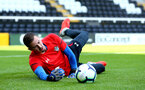 LONDON, ENGLAND - SEPTEMBER 01: Jack Rose ahead of the U23s PL2 match between Fulham FC and Southampton FC on September 01, 2018 in London, England. (Photo by James Bridle - Southampton FC/Southampton FC via Getty Images)