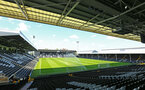 LONDON, ENGLAND - SEPTEMBER 01: General View ahead of the U23s PL2 match between Fulham FC and Southampton FC on September 01, 2018 in London, England. (Photo by James Bridle - Southampton FC/Southampton FC via Getty Images)