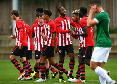 U18 Highlights: Saints 1-0 Brighton