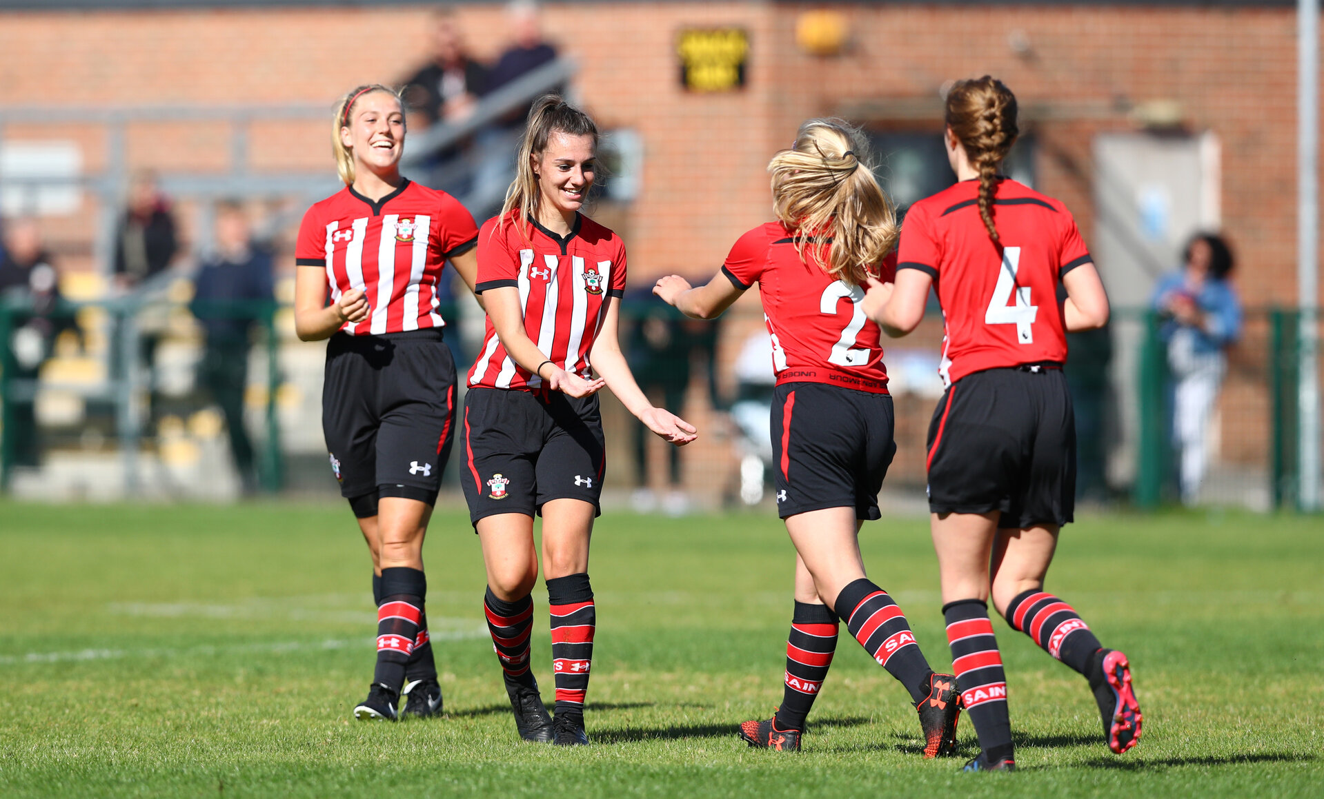 Southampton FC Women's v New Milton Women's, at AFC Totton, Southampton, 23rd September 2018