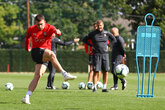 Gallery: Saints step up Wolves preparations