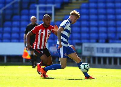 U23 Gallery: Reading 2-0 Saints