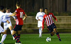 SOUTHAMPTON, ENGLAND - OCTOBER 05: Yan Valery (right) during the PL2 match between Southampton FC and Leeds United FC U23s pictured at Staplewood Complex on October 5, 2018 in Southampton, England. (Photo by James Bridle - Southampton FC/Southampton FC via Getty Images)