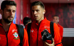 SOUTHAMPTON, ENGLAND - OCTOBER 07: Jan Bednarek of Southampton ahead of the Premier League match between Southampton FC and Chelsea FC at St Mary's Stadium on October 7, 2018 in Southampton, United Kingdom. (Photo by Matt Watson/Southampton FC via Getty Images)