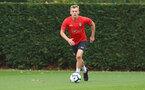 SOUTHAMPTON, ENGLAND - OCTOBER 11: James Ward-Prowse during a Southampton FC training session at the Staplewood Campus on October 11, 2018 in Southampton, England. (Photo by Matt Watson/Southampton FC via Getty Images)