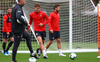 SOUTHAMPTON, ENGLAND - OCTOBER 15: Sam Gallagher during a Southampton FC training session at the Staplewood Campus, on October 15, 2018 in Southampton, England. (Photo by Matt Watson/Southampton FC via Getty Images)