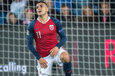 Elyounoussi's Norway lose out to Spain
