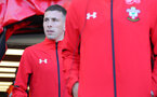 BOURNEMOUTH, ENGLAND - OCTOBER 20: Pierre-Emile Hojbjerg of Southampton ahead of the Premier League match between AFC Bournemouth and Southampton FC at Vitality Stadium on October 20, 2018 in Bournemouth, United Kingdom. (Photo by Matt Watson/Southampton FC via Getty Images)