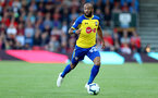 BOURNEMOUTH, ENGLAND - OCTOBER 20: Nathan Redmond of Southampton during the Premier League match between AFC Bournemouth and Southampton FC at Vitality Stadium on October 20, 2018 in Bournemouth, United Kingdom. (Photo by Matt Watson/Southampton FC via Getty Images)