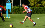 SOUTHAMPTON, ENGLAND - OCTOBER 22: Oriol Romeu during a Southampton FC training session at Staplewood Complex on October 22, 2018 in Southampton, England. (Photo by James Bridle - Southampton FC/Southampton FC via Getty Images)