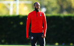 SOUTHAMPTON, ENGLAND - OCTOBER 22: Nathan Redmond during a Southampton FC training session at Staplewood Complex on October 22, 2018 in Southampton, England. (Photo by James Bridle - Southampton FC/Southampton FC via Getty Images)