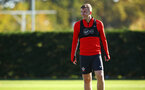 SOUTHAMPTON, ENGLAND - OCTOBER 22: Matt Target during a Southampton FC training session at Staplewood Complex on October 22, 2018 in Southampton, England. (Photo by James Bridle - Southampton FC/Southampton FC via Getty Images)