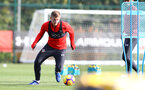 SOUTHAMPTON, ENGLAND - OCTOBER 30: Matt Targett during a Southampton FC training session at the Staplewood Campus on October 30, 2018 in Southampton, England. (Photo by Matt Watson/Southampton FC via Getty Images)