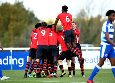 U18 Gallery: Reading 1-3 Saints