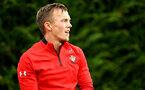 SOUTHAMPTON, ENGLAND - NOVEMBER 06: James Ward-Prowse during a Southampton FC training session at Staplewood Complex on November 6, 2018 in Southampton, England. (Photo by James Bridle - Southampton FC/Southampton FC via Getty Images)
