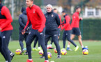 SOUTHAMPTON, ENGLAND - NOVEMBER 22: Mark Hughes during a Southampton FC training session at the Staplewood Campus on November 22, 2018 in Southampton, England. (Photo by Matt Watson/Southampton FC via Getty Images)
