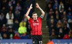 LEICESTER, ENGLAND - NOVEMBER 27: Pierre-Emile Hojbjerg of Southampton during the Carabao Cup Fourth Round match between Leicester City and Southampton at The King Power Stadium on November 27th, 2018 in Leicester, England. (Photo by Matt Watson/Southampton FC via Getty Images)
