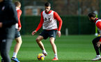 SOUTHAMPTON, ENGLAND - DECEMBER 03: Wesley Hoedt during a Southampton FC training session at the Staplewood Campus on December 3, 2018 in Southampton, England. (Photo by Matt Watson/Southampton FC via Getty Images)