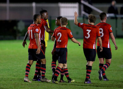 Report: Saints 1-0 Fleet Town