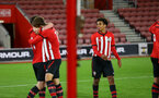 SOUTHAMPTON, ENGLAND - NOVEMBER 04: during the U18's FA Youth Cup match between Southampton FC and Rotherham United pictured at St Mary's Stadium on December 4, 2018 in Southampton, England. (Photo by James Bridle - Southampton FC/Southampton FC via Getty Images)