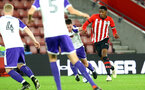 SOUTHAMPTON, ENGLAND - NOVEMBER 04: Kayne Ramsay (right) during the U18's FA Youth Cup match between Southampton FC and Rotherham United pictured at St Mary's Stadium on December 4, 2018 in Southampton, England. (Photo by James Bridle - Southampton FC/Southampton FC via Getty Images)
