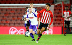 SOUTHAMPTON, ENGLAND - NOVEMBER 04: Chrisitan Norton (middle) during the U18's FA Youth Cup match between Southampton FC and Rotherham United pictured at St Mary's Stadium on December 4, 2018 in Southampton, England. (Photo by James Bridle - Southampton FC/Southampton FC via Getty Images)