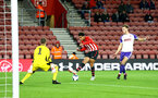 SOUTHAMPTON, ENGLAND - NOVEMBER 04: Christian Norton (middle) during the U18's FA Youth Cup match between Southampton FC and Rotherham United pictured at St Mary's Stadium on December 4, 2018 in Southampton, England. (Photo by James Bridle - Southampton FC/Southampton FC via Getty Images)