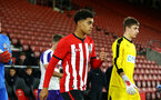 SOUTHAMPTON, ENGLAND - NOVEMBER 04: Christian Norton during the U18's FA Youth Cup match between Southampton FC and Rotherham United pictured at St Mary's Stadium on December 4, 2018 in Southampton, England. (Photo by James Bridle - Southampton FC/Southampton FC via Getty Images)