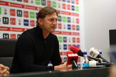 Press conference (part two): Hasenhüttl meets the written media