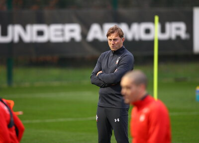 """Hasenhüttl: """"It depends on heart... and a lot of running!"""""""
