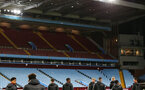 BIRMINGHAM, ENGLAND - DECEMBER 07: during the match between Aston Villa FC and Southampton FC pictured at Villa Park Stadium  on December 7, 2018 in Birmingham, England. (Photo by James Bridle - Southampton FC/Southampton FC via Getty Images)