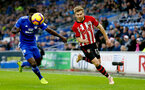 CARDIFF, WALES - DECEMBER 08: Stuart Armstrong(R) of Southampton during the Premier League match between Cardiff City and Southampton FC at Cardiff City Stadium on December 8, 2018 in Cardiff, United Kingdom. (Photo by Matt Watson/Southampton FC via Getty Images)