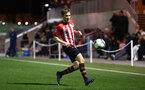 SOUTHAMPTON, ENGLAND - DECEMBER 11: Jake Vokins during the U23s Cup match between Southampton FC and West Ham United pictured at Staplewood Training Ground on December 11, 2018 in Southampton England. (Photo by James Bridle - Southampton FC/Southampton FC via Getty Images)