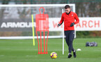 SOUTHAMPTON, ENGLAND - DECEMBER 12: Pierre-Emile Hojbjerg during a Southampton FC training session at the Staplewood Campus on December 12, 2018 in Southampton, England. (Photo by Matt Watson/Southampton FC via Getty Images)