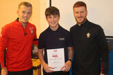 Ward-Prowse named Foundation's Community Champion for 2019