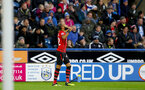 HUDDERSFIELD, ENGLAND - DECEMBER 22:  Nathan Redmond of Southampton celebrates after opening the scoring during the Premier League match between Huddersfield Town and Southampton FC at John Smith's Stadium on December 22, 2018 in Huddersfield, United Kingdom. (Photo by Matt Watson/Southampton FC via Getty Images)