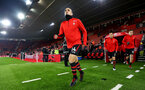 SOUTHAMPTON, ENGLAND - DECEMBER 27:  Oriol Romeu during the Premier League match between Southampton FC and West Ham United at St Mary's Stadium on December 27, 2018 in Southampton, United Kingdom. (Photo by Matt Watson/Southampton FC via Getty Images)