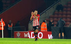 SOUTHAMPTON, ENGLAND - DECEMBER 27: Oriol Romeu during the Premier League match between Southampton FC and West Ham United at St Mary's Stadium on December 27, 2018 in Southampton, United Kingdom. (Photo by James Bridle - Southampton FC/Southampton FC via Getty Images)