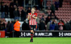 SOUTHAMPTON, ENGLAND - DECEMBER 30:  James Ward-Prowse of Southampton during the Premier League match between Southampton FC and Manchester City at St Mary's Stadium on December 30, 2018 in Southampton, United Kingdom. (Photo by Matt Watson/Southampton FC via Getty Images)