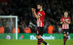 SOUTHAMPTON, ENGLAND - DECEMBER 30: Jack Stephens during the Premier League match between Southampton FC and Manchester City at St Mary's Stadium on December 29, 2018 in Southampton, United Kingdom. (Photo by Chris Moorhouse/Southampton FC via Getty Images)