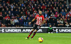 SOUTHAMPTON, ENGLAND - DECEMBER 30: Nathan Redmond during the Premier League match between Southampton FC and Manchester City at St Mary's Stadium on December 30, 2018 in Southampton, United Kingdom. (Photo by James Bridle - Southampton FC/Southampton FC via Getty Images)