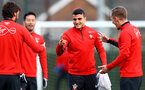 SOUTHAMPTON, ENGLAND - JANUARY 01: Mohamed Elyounoussi of Southampton during a Southampton FC training session at the Staplewood Campus on January 01, 2019 in Southampton, England. (Photo by Matt Watson/Southampton FC via Getty Images)