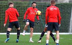 SOUTHAMPTON, ENGLAND - JANUARY 01: Danny Ingsl of Southampton during a Southampton FC training session at the Staplewood Campus on January 01, 2019 in Southampton, England. (Photo by Matt Watson/Southampton FC via Getty Images)