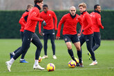 Saints tune up for Leicester