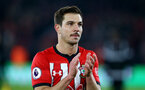 SOUTHAMPTON, ENGLAND - JANUARY 19: Cedric Soares of Southampton during the Premier League match between Southampton FC and Everton FC at St Mary's Stadium on January 19, 2019 in Southampton, United Kingdom. (Photo by Matt Watson/Southampton FC via Getty Images)