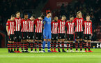 SOUTHAMPTON, ENGLAND - JANUARY 30: Southampton during the Premier League match between Southampton FC and Crystal Palace FC at St Mary's Stadium on January 30, 2019 in Southampton, United Kingdom. (Photo by Chris Moorhouse/ Southampton FC via Getty Images)