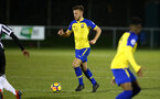 NEWCASTLE, ENGLAND - FEBRUARY 08: Harry Hamblin (middle) during a PLCUP match between Southampton FC and Newcastle United pictured at Northumberland County FA on February 08, 2019 in Newcastle, England. (Photo by James Bridle - Southampton FC/Southampton FC via Getty Images)