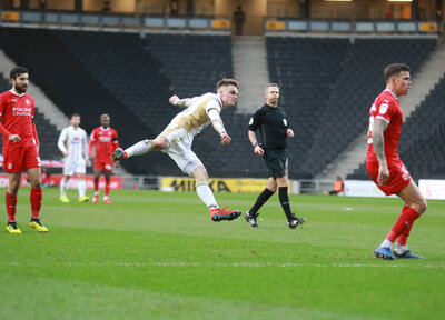 Loan Watch: Hesketh's MK Dons move third