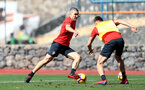 TENERIFE, SPAIN - FEBRUARY 12: Oriol Romeu on day 2 of Southampton FC's winter training Camp, on February 12, 2019 in Tenerife, Spain. (Photo by Matt Watson/Southampton FC via Getty Images)